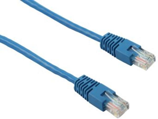 14FT Cat6 550MHz Network RJ45 Patch Cable - Blue (D414BL-6)