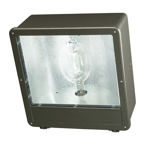 Atlas Lighting Products FLLX-1000MH5PKS 1000W 5TAP Metal Halide Floodlight with Slip Fitter