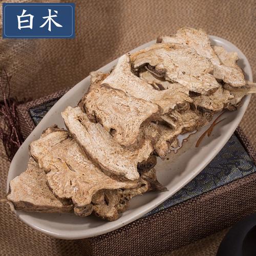 Bai Zhu Atractylodes Rhizomes
