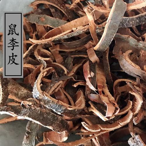 Shu Li Shu Pi Rhamni Parvifoliae Fructus Bark