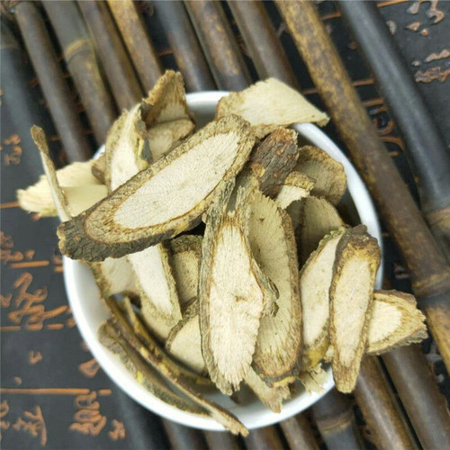 Ba Yue Zha Gen Fruit of Fiverleaf Akebia Roots