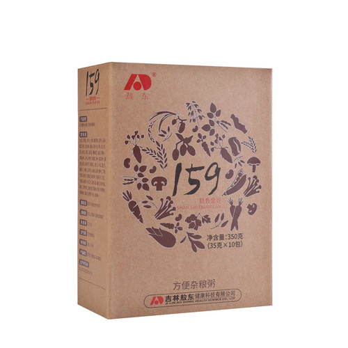 Aodong 159 Meal Replacement Powder 35g * 10 Bags