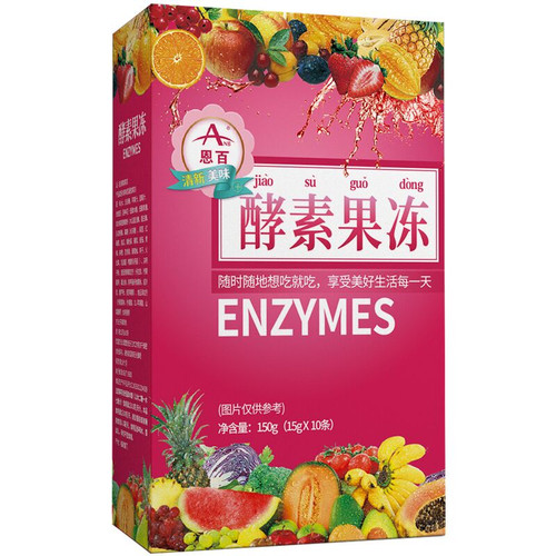 ANB Enzyme Jelly Detox & Cleansers 15g * 10 Pcs