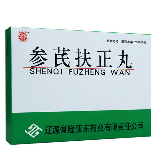 FENGWANGPAI SHENQI FUZHENG WAN For Lung Cancer 90g Pills