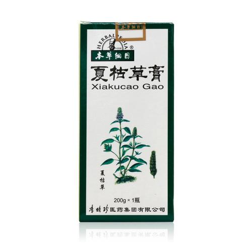 BENCAOGANGMU Xiakucao Gao For Breast Disease 200 g Syrup