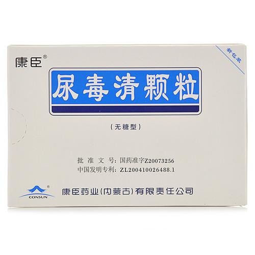 Kang Chen Niao Du Qing Ke Li For Kidney Failure 5g*15 Granules