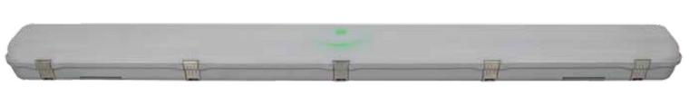 LED Emergency Batten with Plug IN Motion Sensor 1200mm