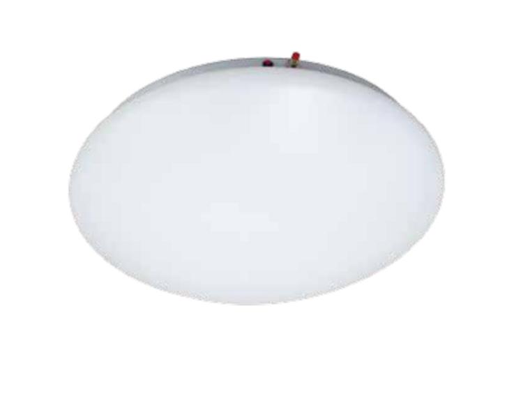 20W LED Emergency Oyster Light (350x105mm) Daylight 6000K