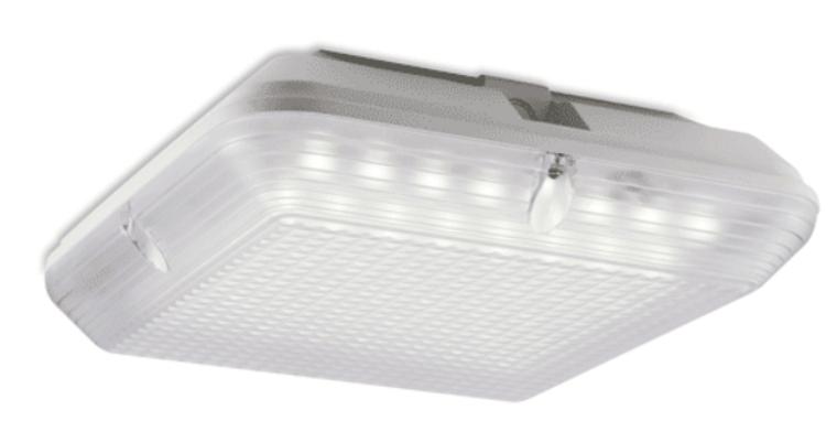 Chamaeleon Eco LED Light 4W Emergency with Mircowave Sensor