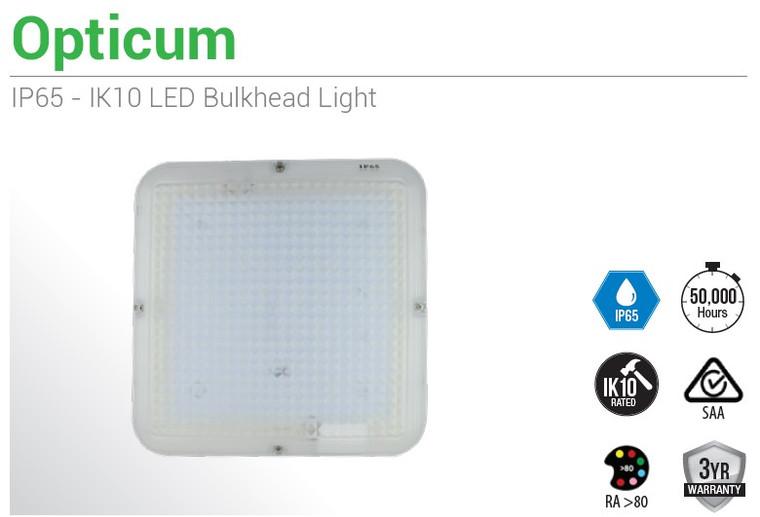 LED Bulkhead Chamaeleon Eco