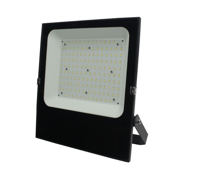100W LED Flood Light Commercial Industrial Shed Floodlights daylight 6500K IP65 (13,000 Lumens)