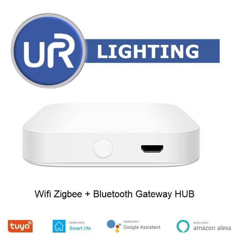 Tuya Multi-Mode Gateway Hub WiFi Bluetooth Voice Control Work With ZigBee 3.0
