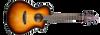 Breedlove Discovery Concert Sunburst CE Sitka-Mahogany