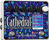 Electro Harmonix CATHEDRAL Deluxe Stereo Reverb, 9.6DC-200 PSU included