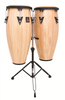Drum Workshop ASPIRE WOOD CONGA SET, DARK WOOD, DS