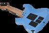 Schecter Sun Valley Super Shredder Floyd Rose Sustainiac Riviera Blue
