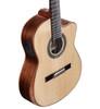 Alvarez Cadiz CC7HCEAR Concert Classical Hybrid Guitar