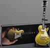 Axe Heaven Gold Top Les Paul Mini Replica