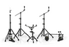 Mapex Armory 800 Hardware Pack Black Plated w/ Double Pedal (HP8005EB-DP)