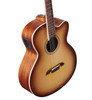 Alvarez Baritone 8-String Acoustic Electric w/Cutaway Shadowburst