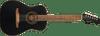 Fender Joe Strummer Campfire Guitar Matte Black