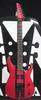 Schecter 1523 Banshee GT FR Guitar, Floyd Rose, Ebony Fretboard, Satin Trans Red B Stock