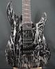 Schecter C-1 FR S Floyd Rose Electric Guitar, Ebony Fretboard, Silver Mountain B Stock