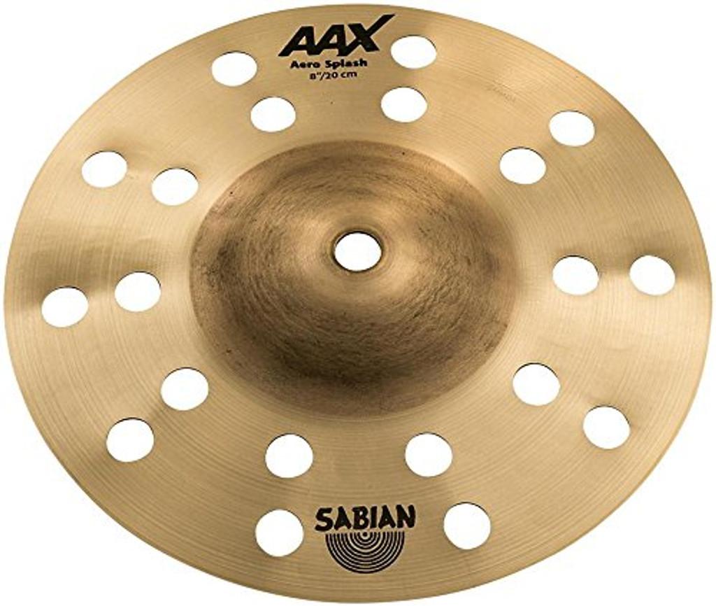 """Sabian  8"""" AERO SPLASH AAX"""