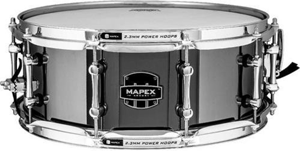 """Mapex Armory 5.5""""x14"""" Tomahawk Snare Drum"""