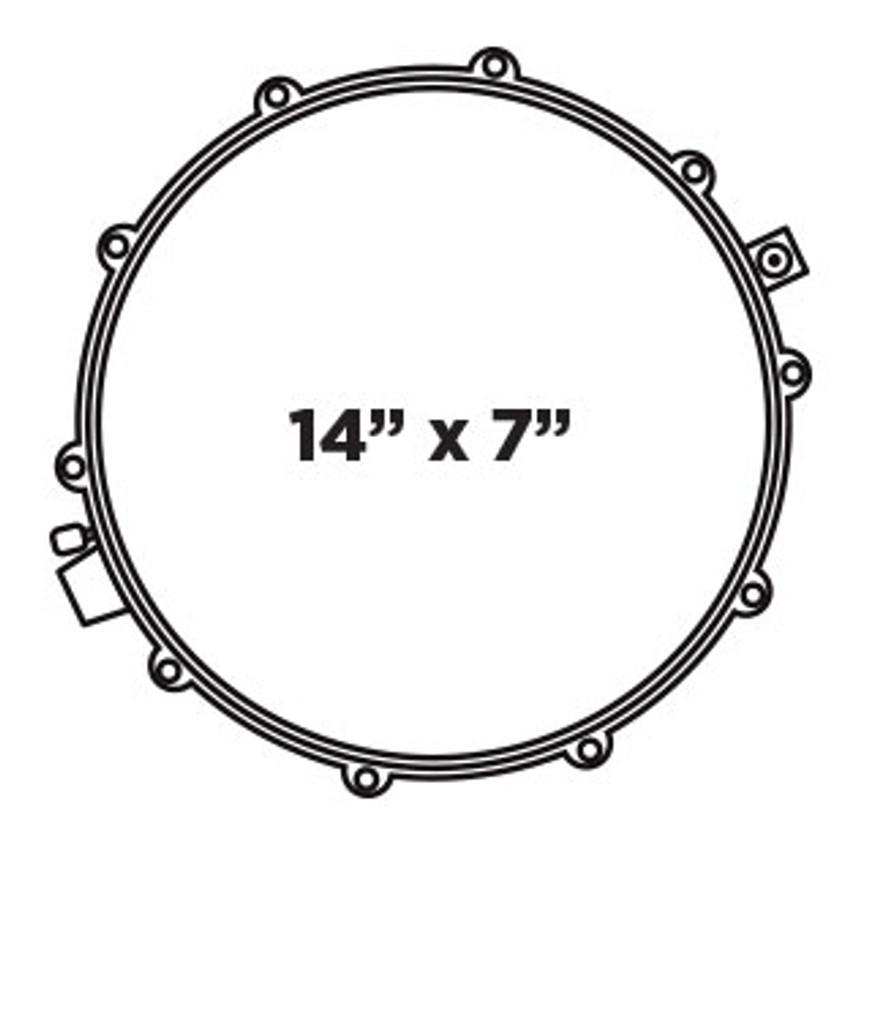 Mapex Black Panther Phatbob 14-Inch Snare Drum