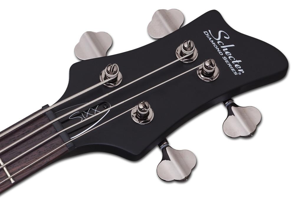 Schecter Schecter Sixx Bass Satin Black