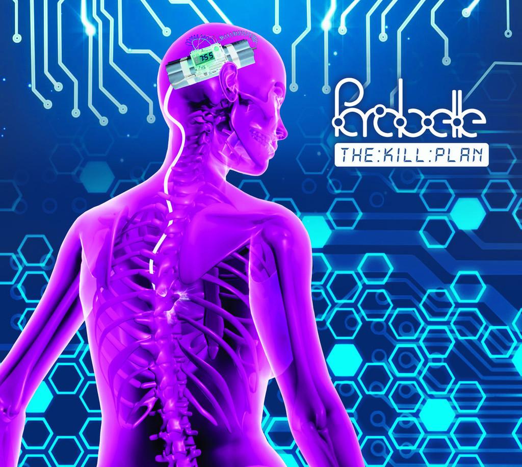 Parabelle 4 Disc Set (The Kill Plan Physical Album)