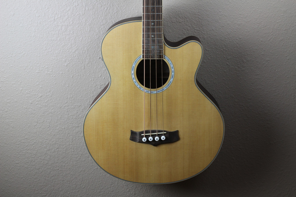 Tanglewood  4 String Acoustic Electric Guitar Bass Guitar