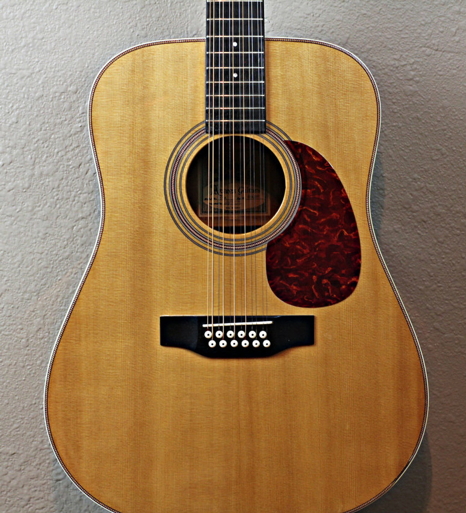 Alvarez 5054 12 String Acoustic Guitar USED