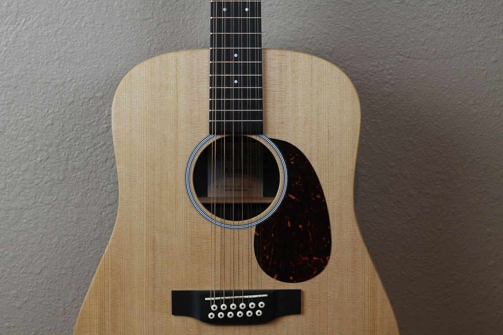 Martin 12 String D12X1AE Acoustic Electric Guitar