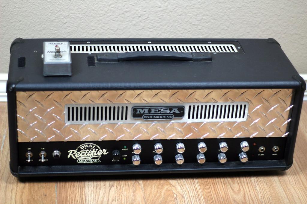 Mesa Boogie Dual Rectifier