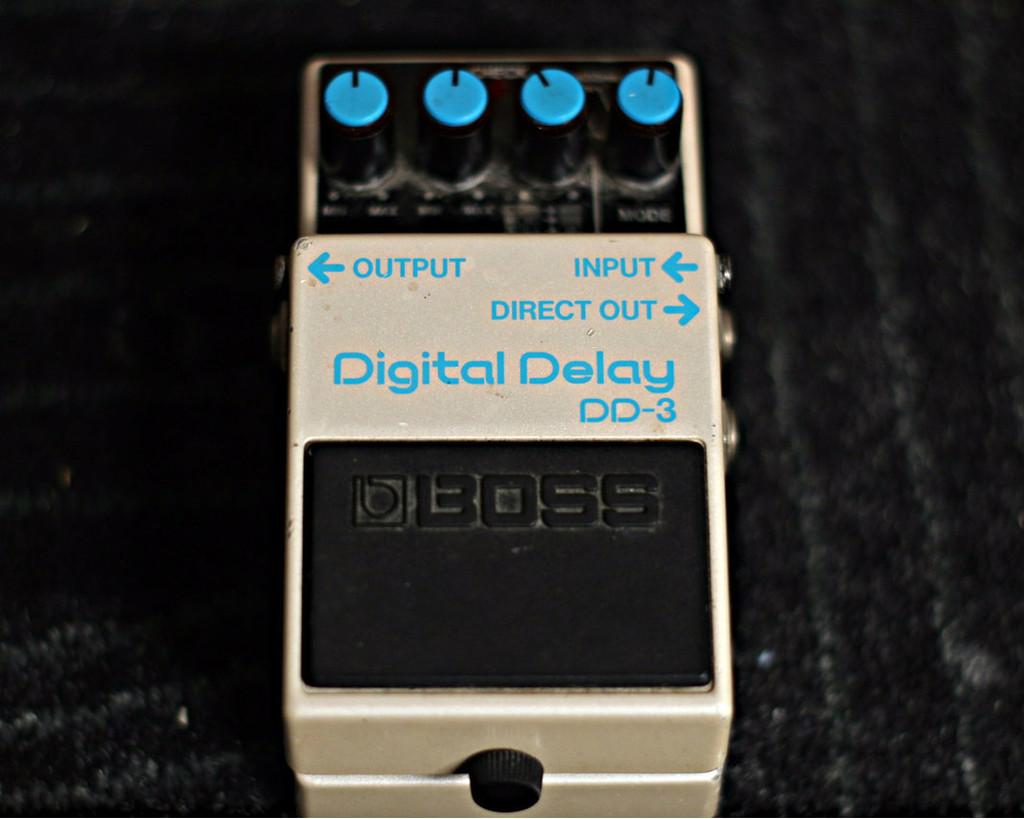 Boss DD-3 Digital Delay MIJ (Used)