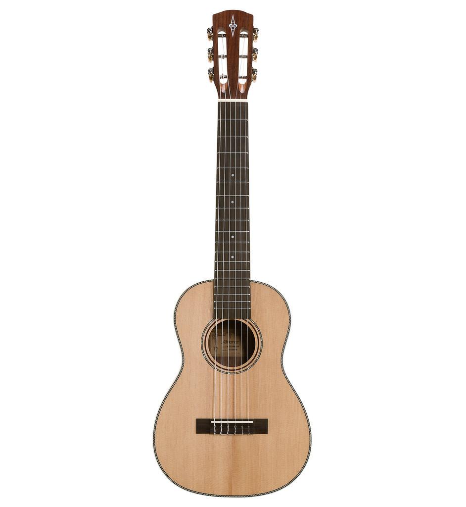 Alvarez Artist 6-String AU70WB/6 Bari Uke Size Travel Guitar