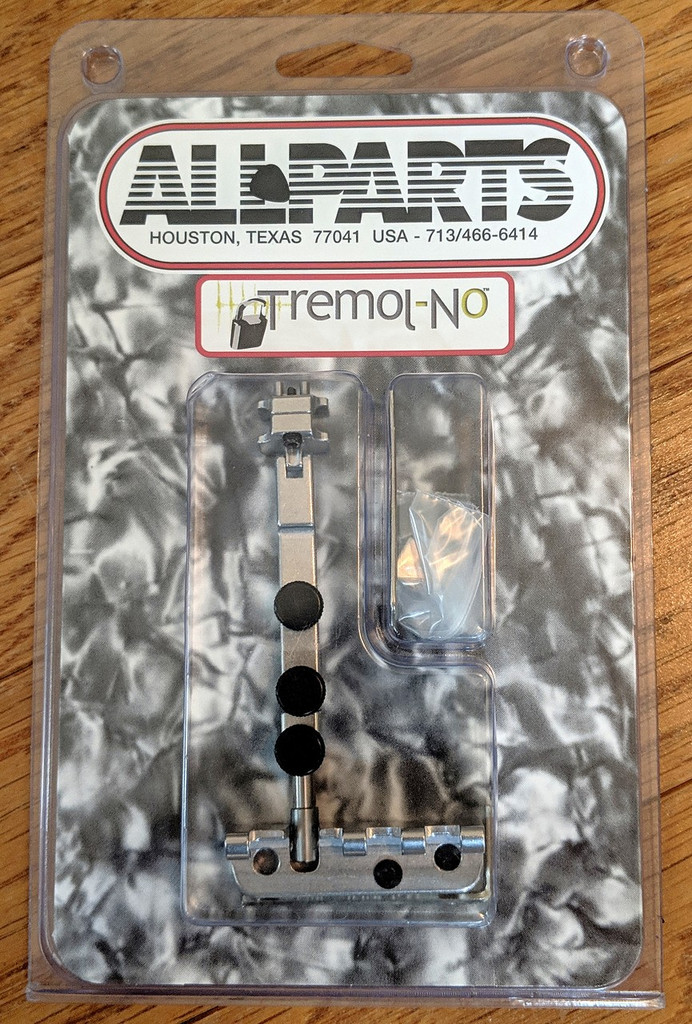 Allparts BP-2007-010 Tremol-No Small Clamp