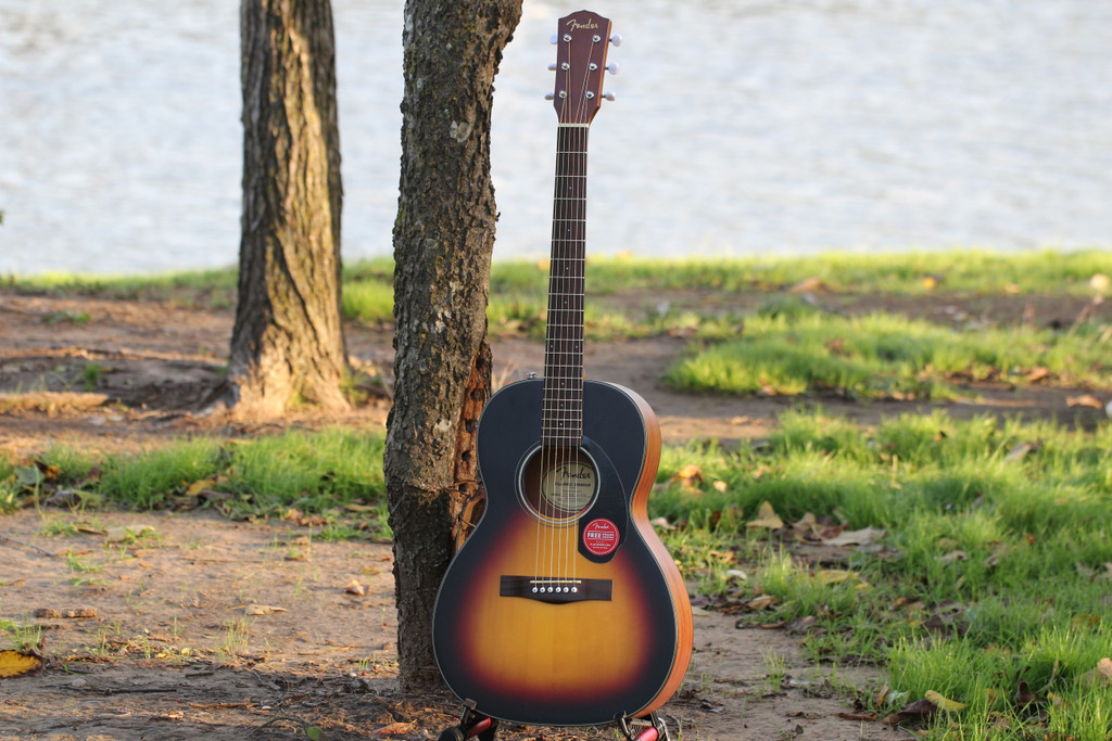 The guitar that's perfect for all players - adults, kids and new players!