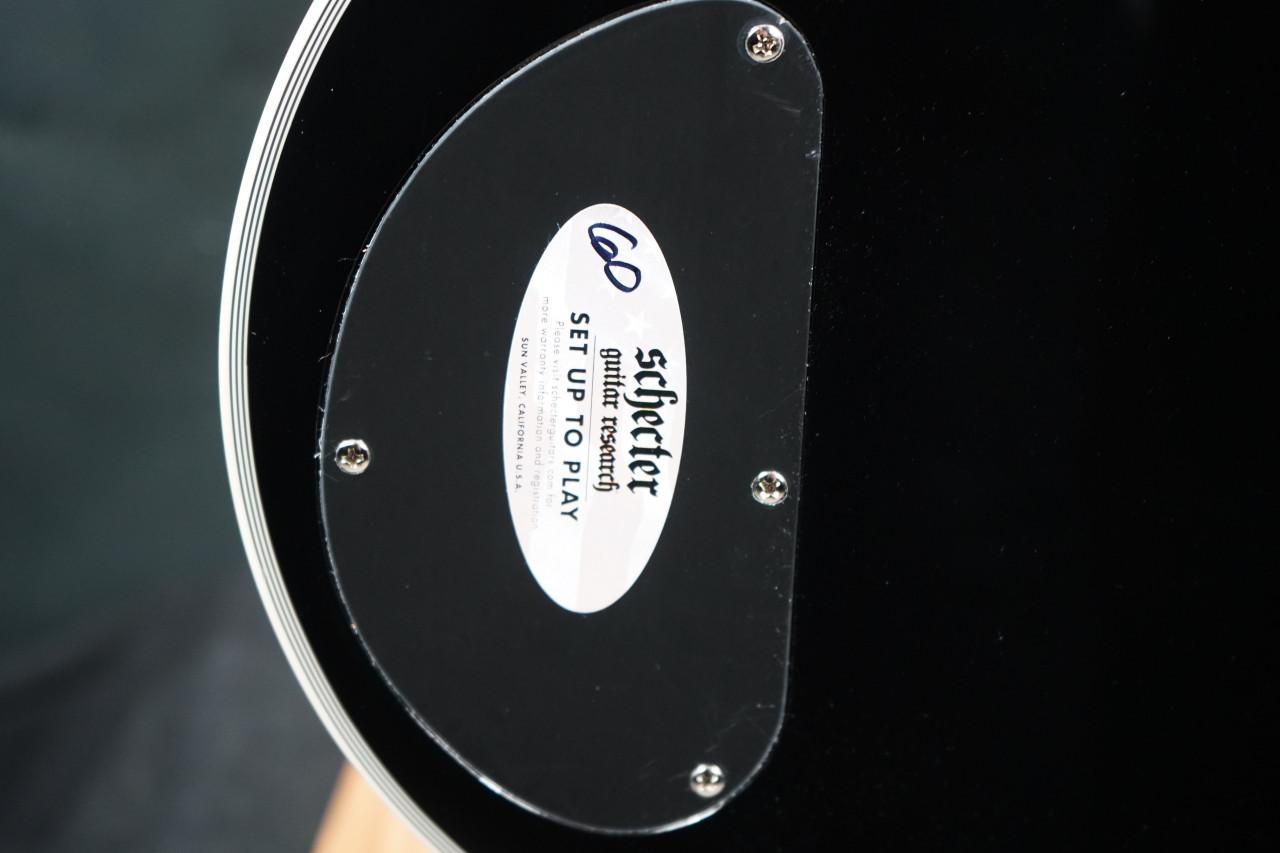 Schecter Solo-II Custom Gloss Natural