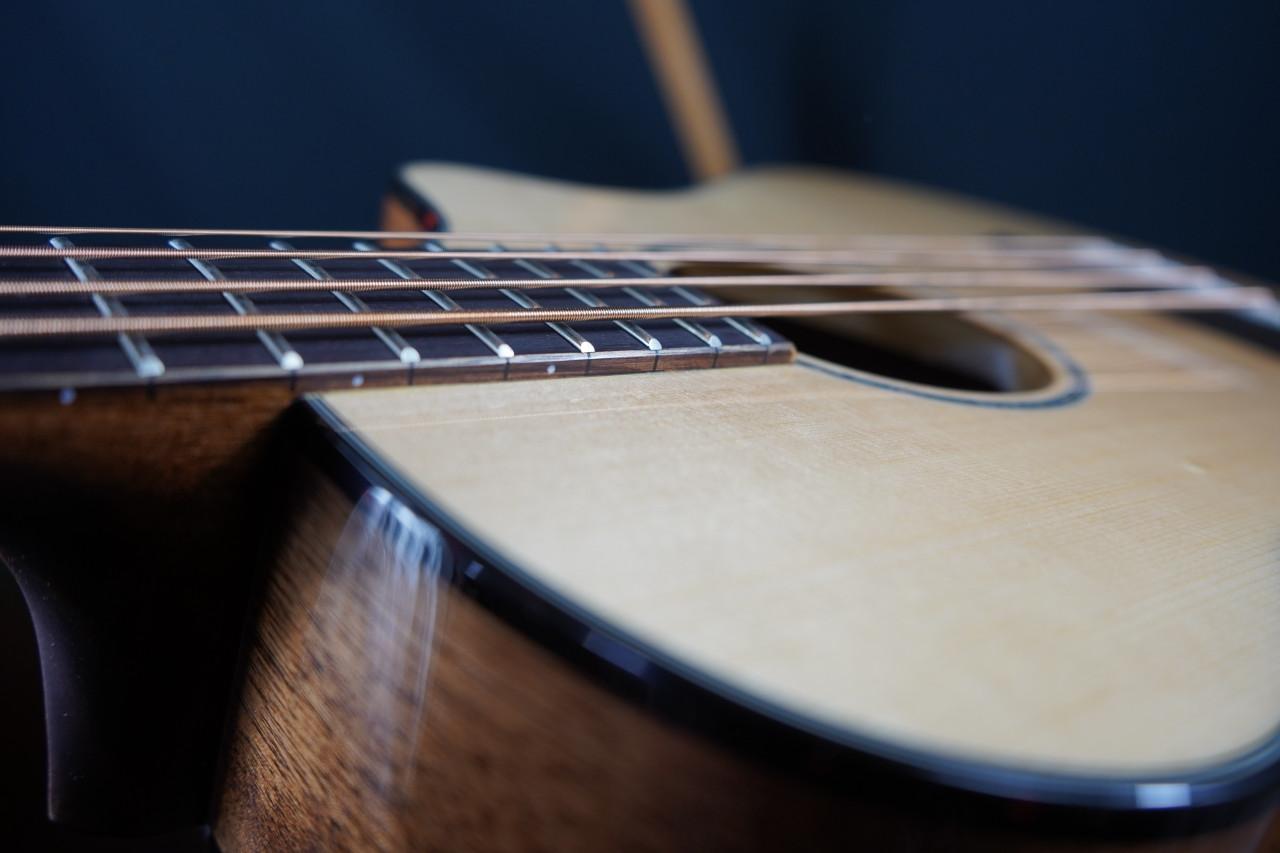 Breedlove Pursuit Concert Bass CE Sitka-Mahogany