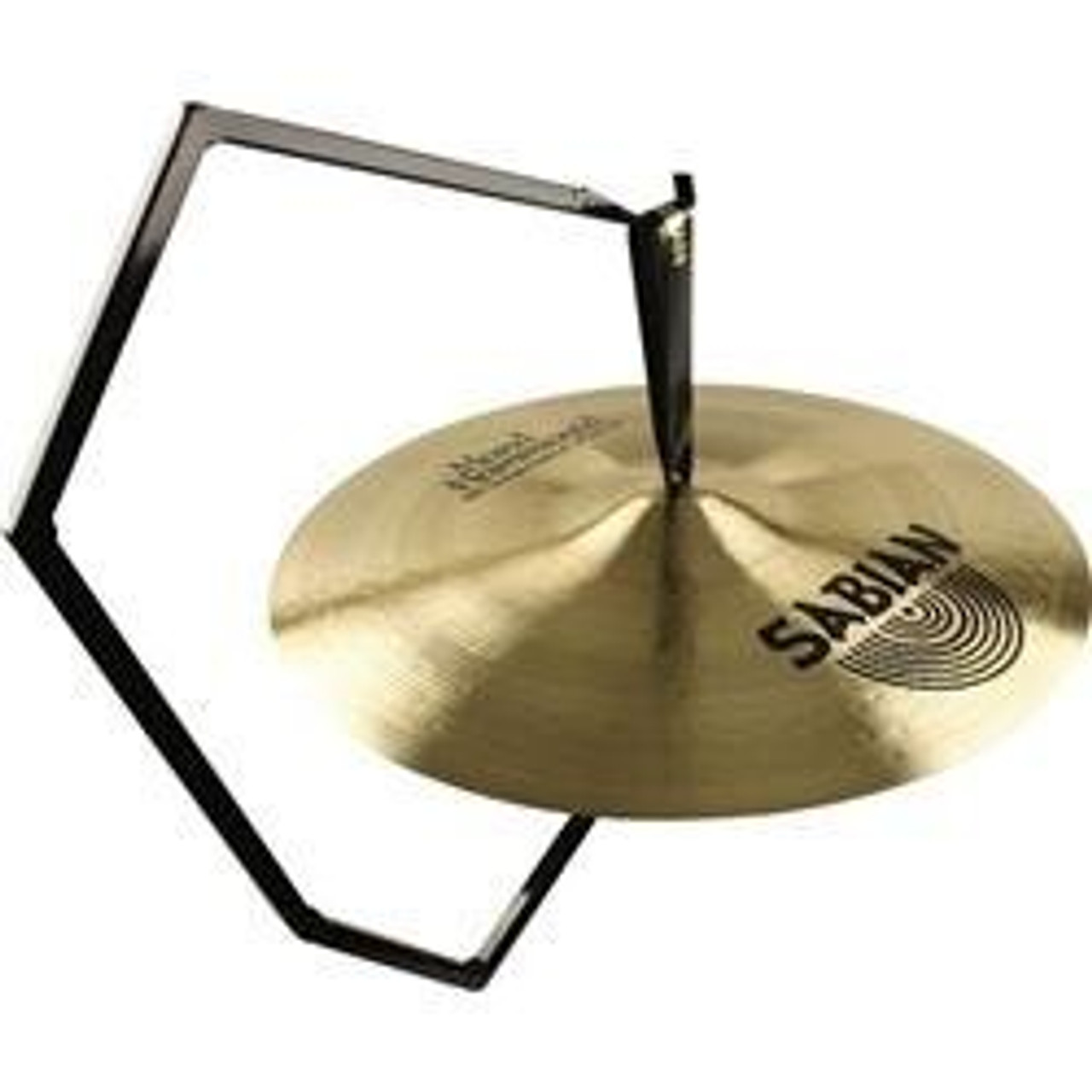 Sabian Goose Neck Stand Orchestral