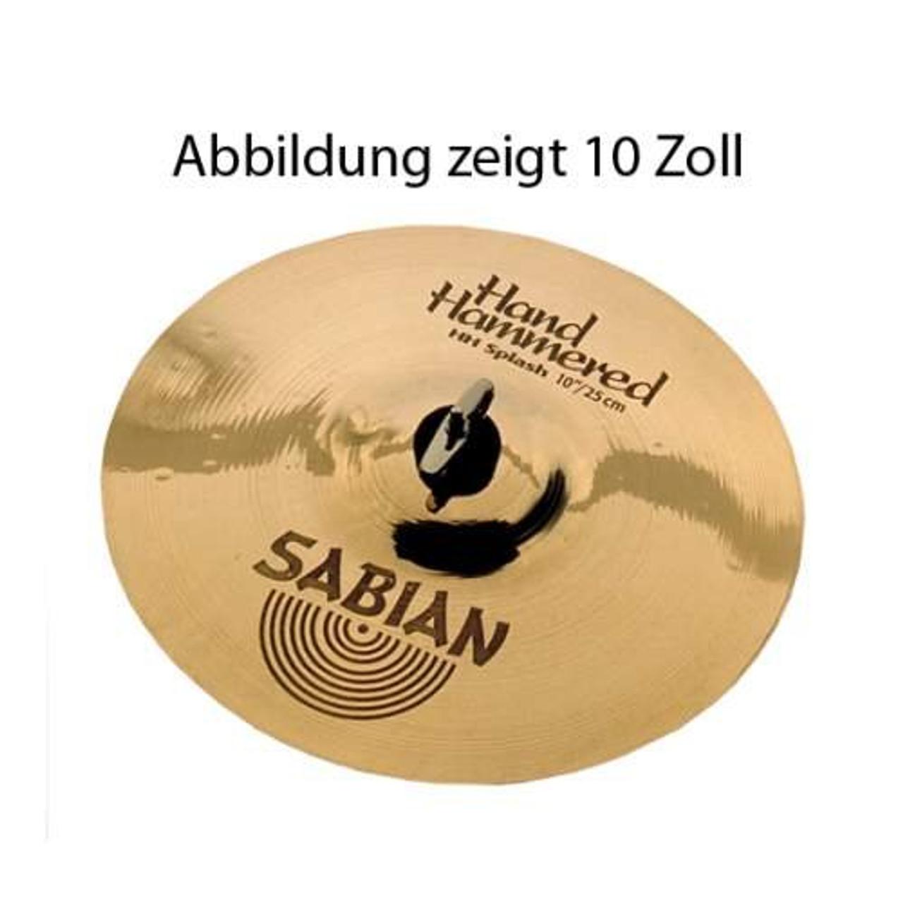 "Sabian 8"" SPLASH HH BR"