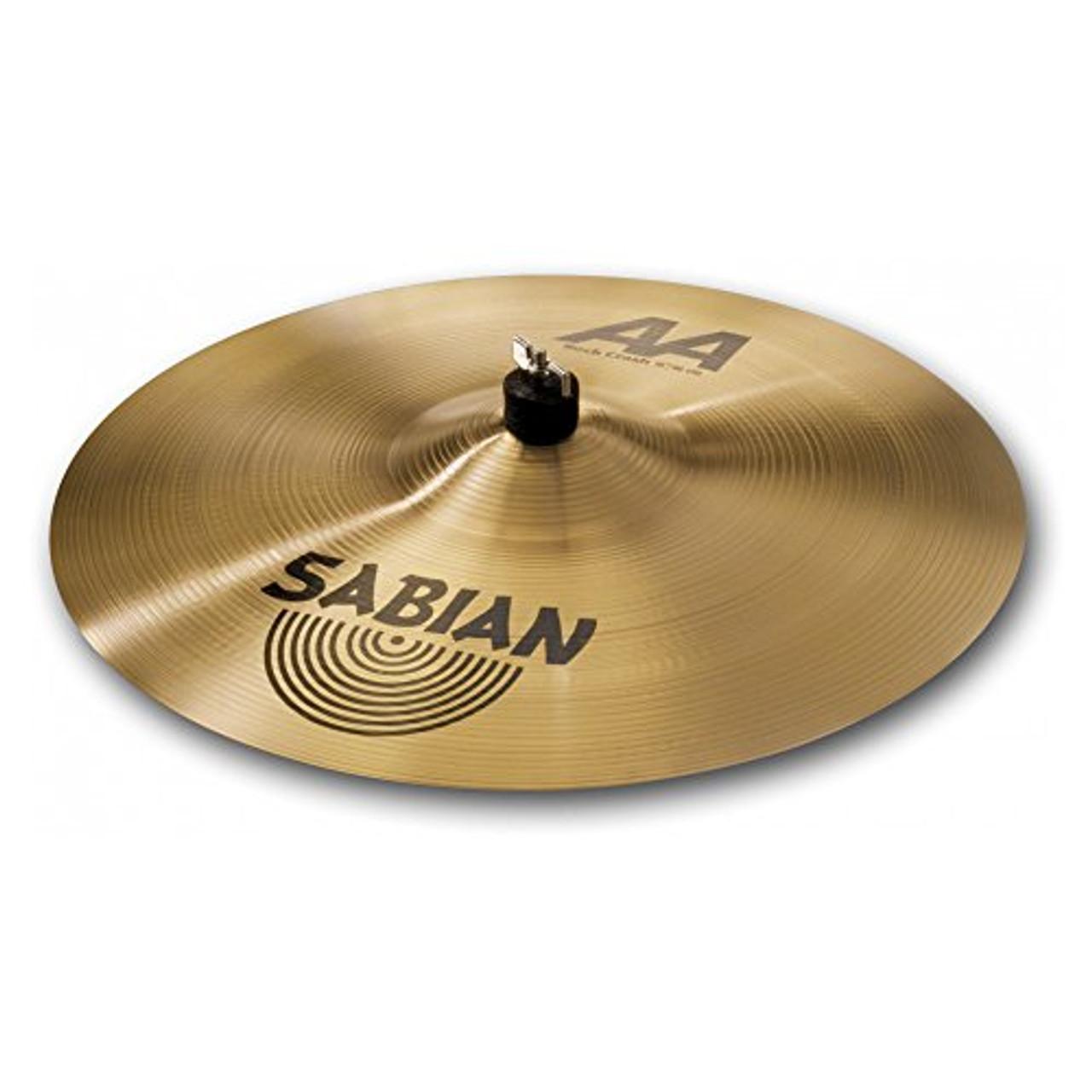 """Sabian 18"""" ROCK CRASH AA BR"""