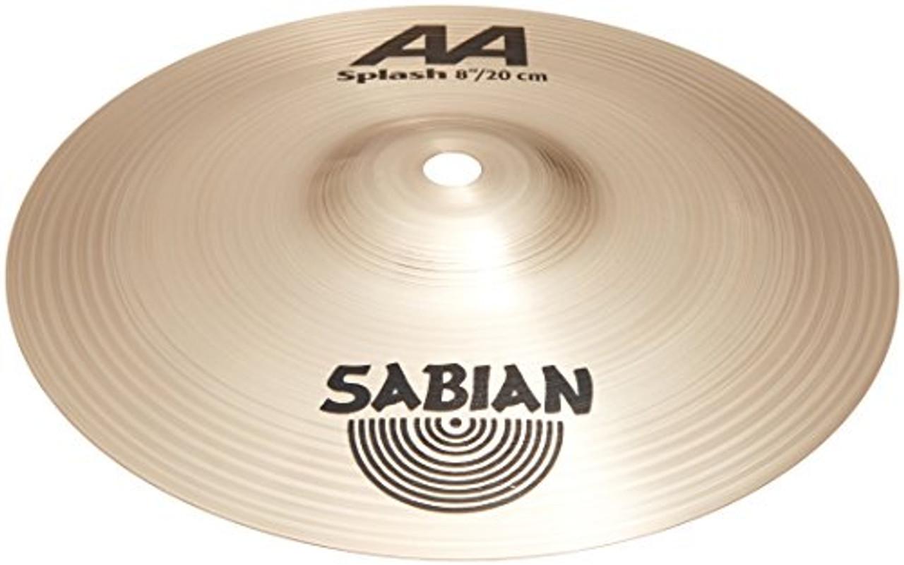 """Sabian 8"""" SPLASH AA"""
