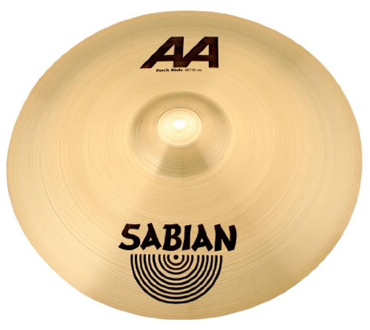 """Sabian 20"""" ROCK RIDE AA"""