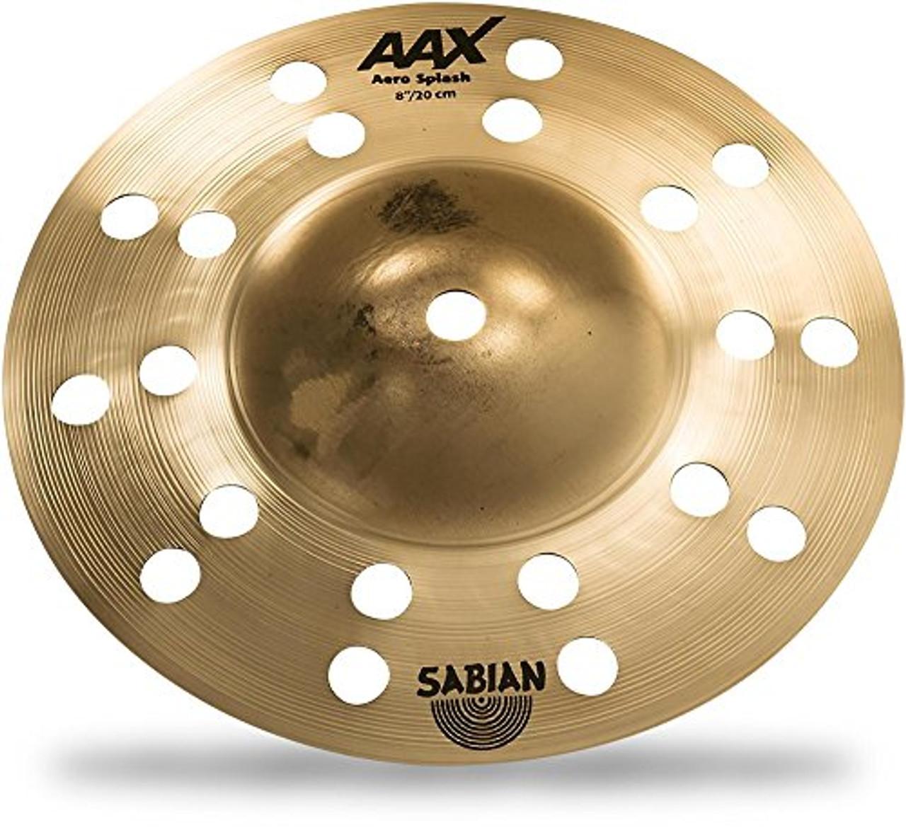 """Sabian 8"""" AERO SPLASH AAX BR."""