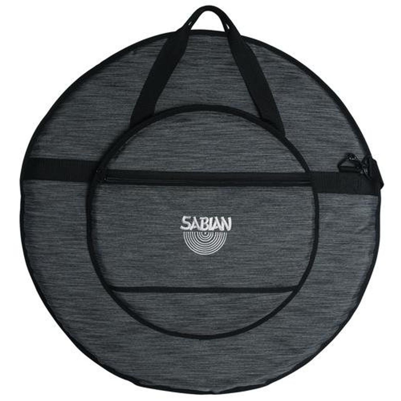"""Sabian Classic 24""""Heathered Black Bag"""