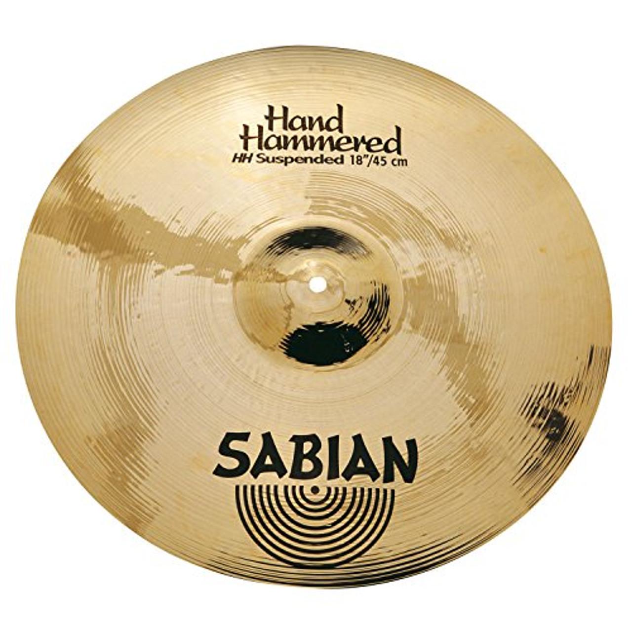 "Sabian 17"" SUSPENDED HH BR"